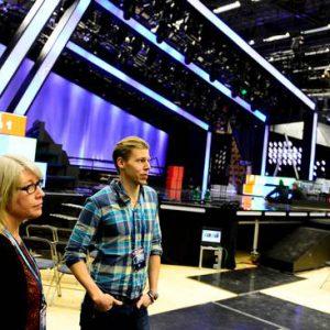 Sve spremno za prvo polufinale Melodifestivalena