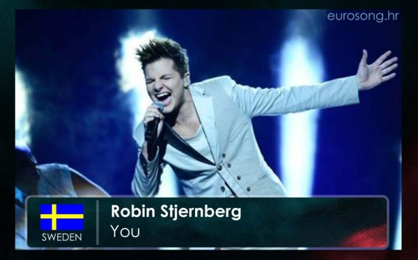 Robin Stjernberg