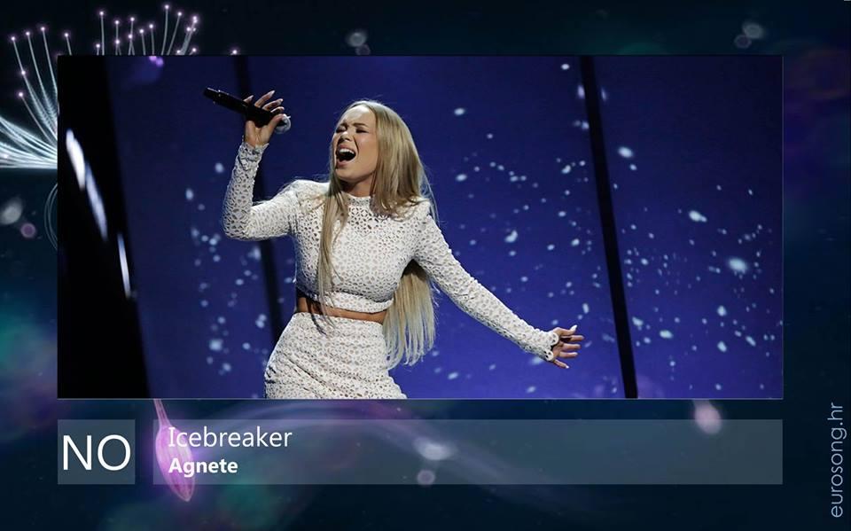 Agnete Norveska 2016 L&B