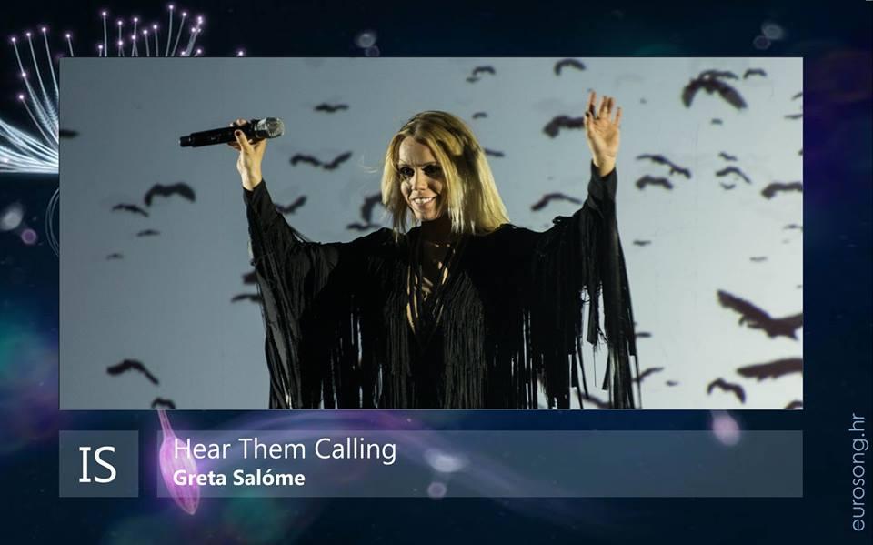 Greta Salome 2016 Island L&B