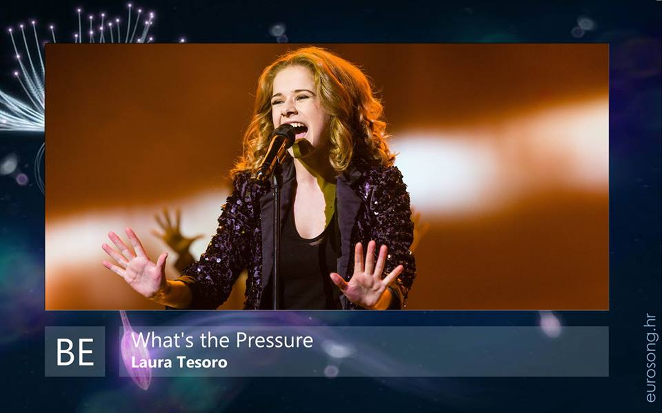 Laura Tesoro Belgija 2016 L&B