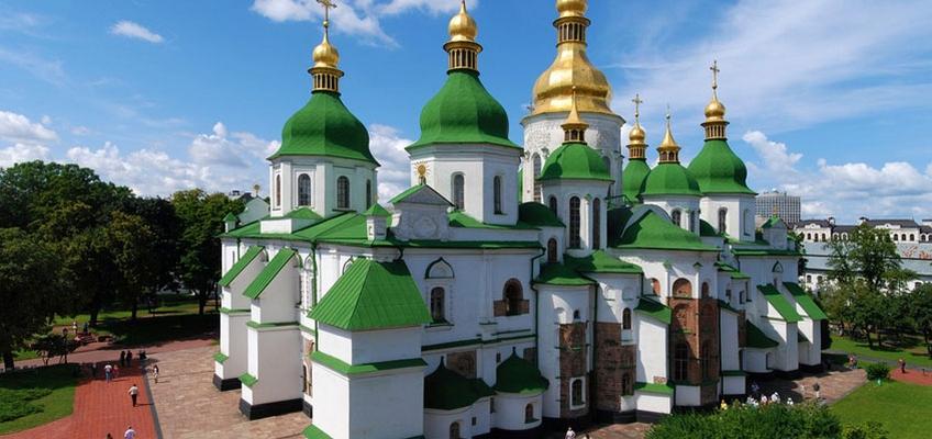 Katedrala Sv.Sofija (visitukraine.com)