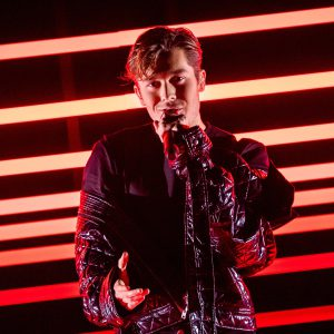 """Benjamin Ingrosso: """"I want Sweden to be proud"""""""
