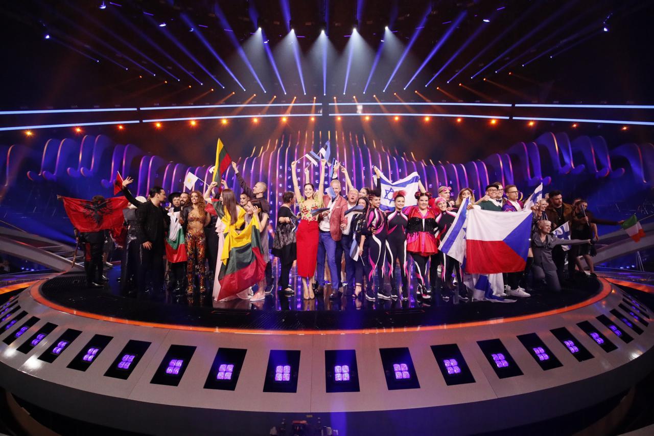 Rezultati finala eurosonga