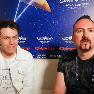 Roko za eurosong.hr: Jako smo zadovoljni probama i prijemom