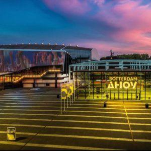 """""""Ahoy Arena"""" izvana i iznutra"""