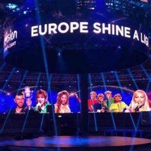 """Održana revijalna emisija """"Eurovision: Europe Shine A Light"""""""
