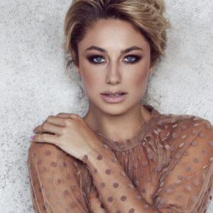 Natalia u Moskvi snima pjesmu