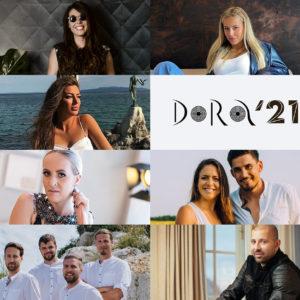 Dora 2021. – Hrvatska bira predstavnika na Eurosong!