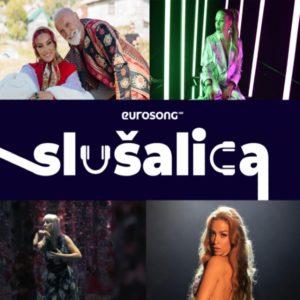 Eurosong Slušalica – glasaj za domaći i strani hit godine (2020.)