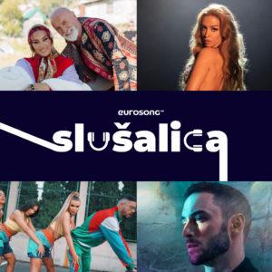 Eurosong Slušalica: Ovo su vaši domaći i strani hitovi 2020. godine
