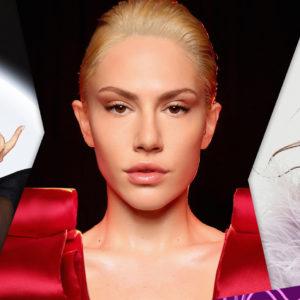 Na vizualu je kolaž predstavnica Albanije, Cipra i Grčke