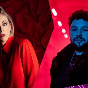 Na vizualu se nalaze predstavnici Irske i Ujedinjenog Kraljevstva na Eurosongu 2021