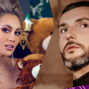 Na vizualu se nalaze predstavnici Hrvatske i Sjeverne Makedonije na Eurosongu 2021.