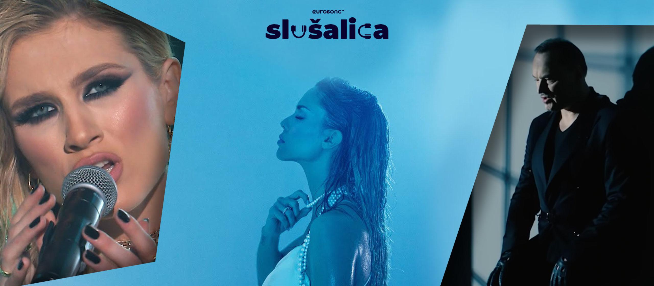Eurosong Slušalica vizual za domaći hit ožujka/marta 2021