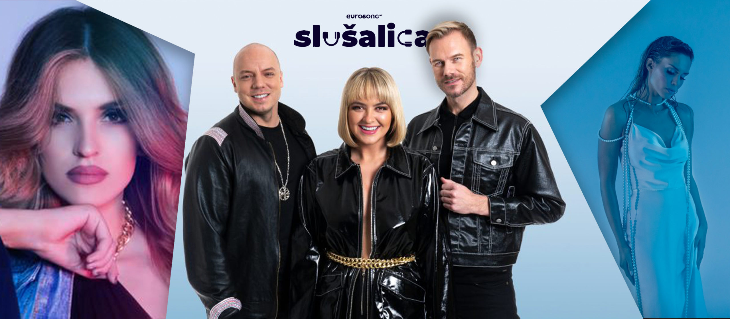 Eurosong Slušalica vizual za strani i domaći hit ožujka/marta 2021, Colonia, Franka i Keiino