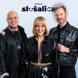 Eurosong Slušalica: Glasaj za strani hit ožujka (2021.)