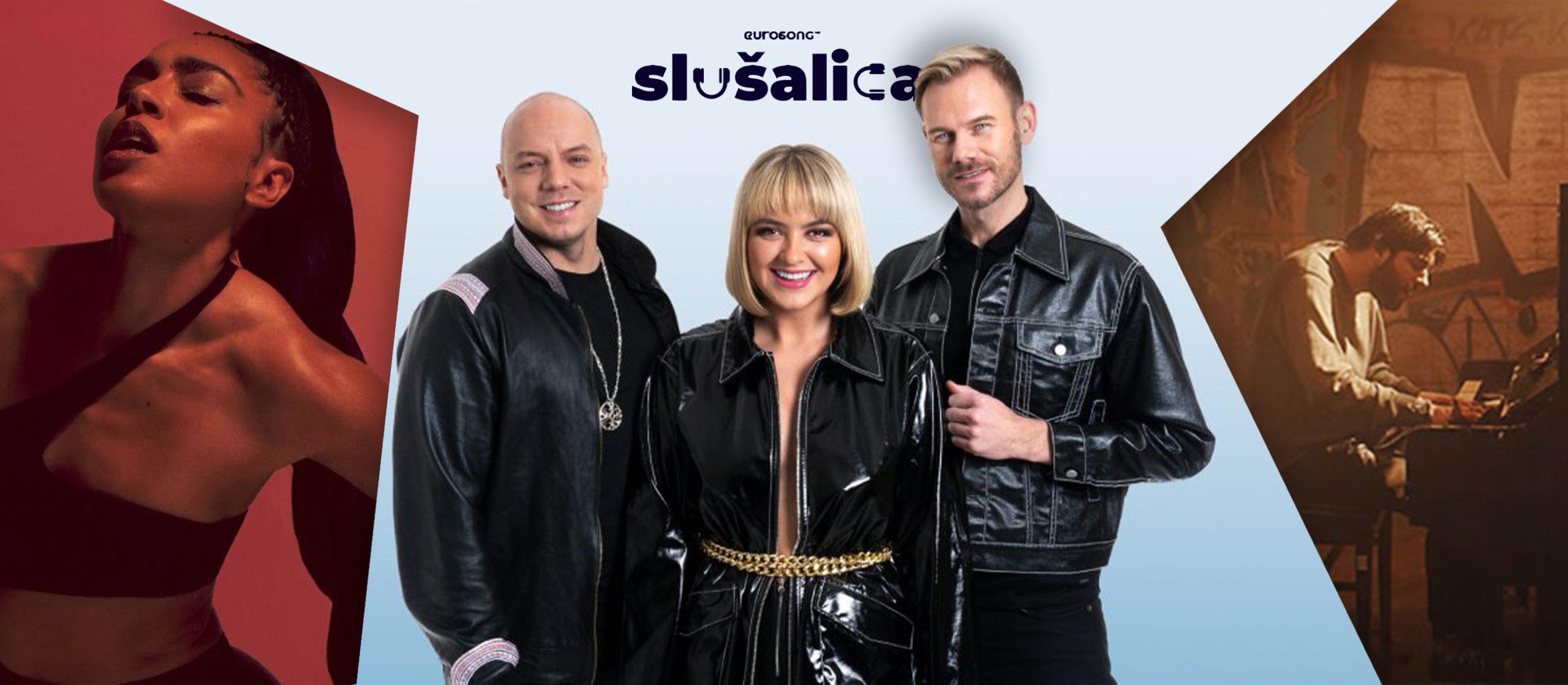 Eurosong Slušalica vizual za strani hit ožujka/marta 2021