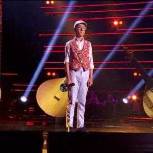 Dječji Eurosong 2021. - Simão Oliveira, Portugal