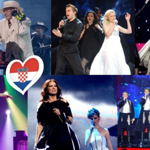 Hrvatska na Eurosongu: Ispadanja u polufinalima