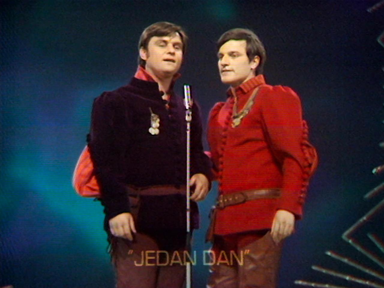 Dubrovački trubaduri - predstavnici Jugoslavije na Eurosongu 1968.