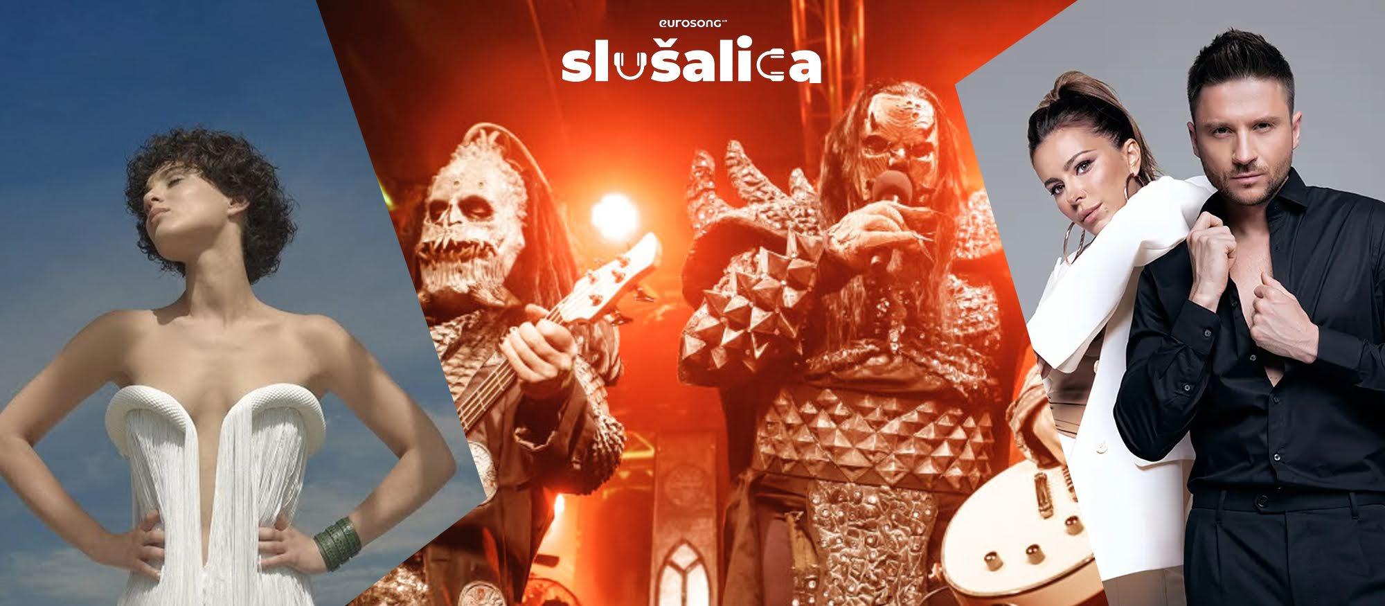 Eurosong Slušalica vizual za strani hit kolovoza/augusta 2021,