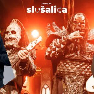 Eurosong Slušalica vizual za rezultate kolovoza