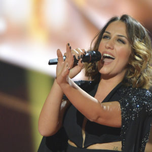 Elhaida Dani, predstavnica Albanije na Eurosongu 2015.