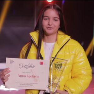 Albanija Dječji Eurosong 2021
